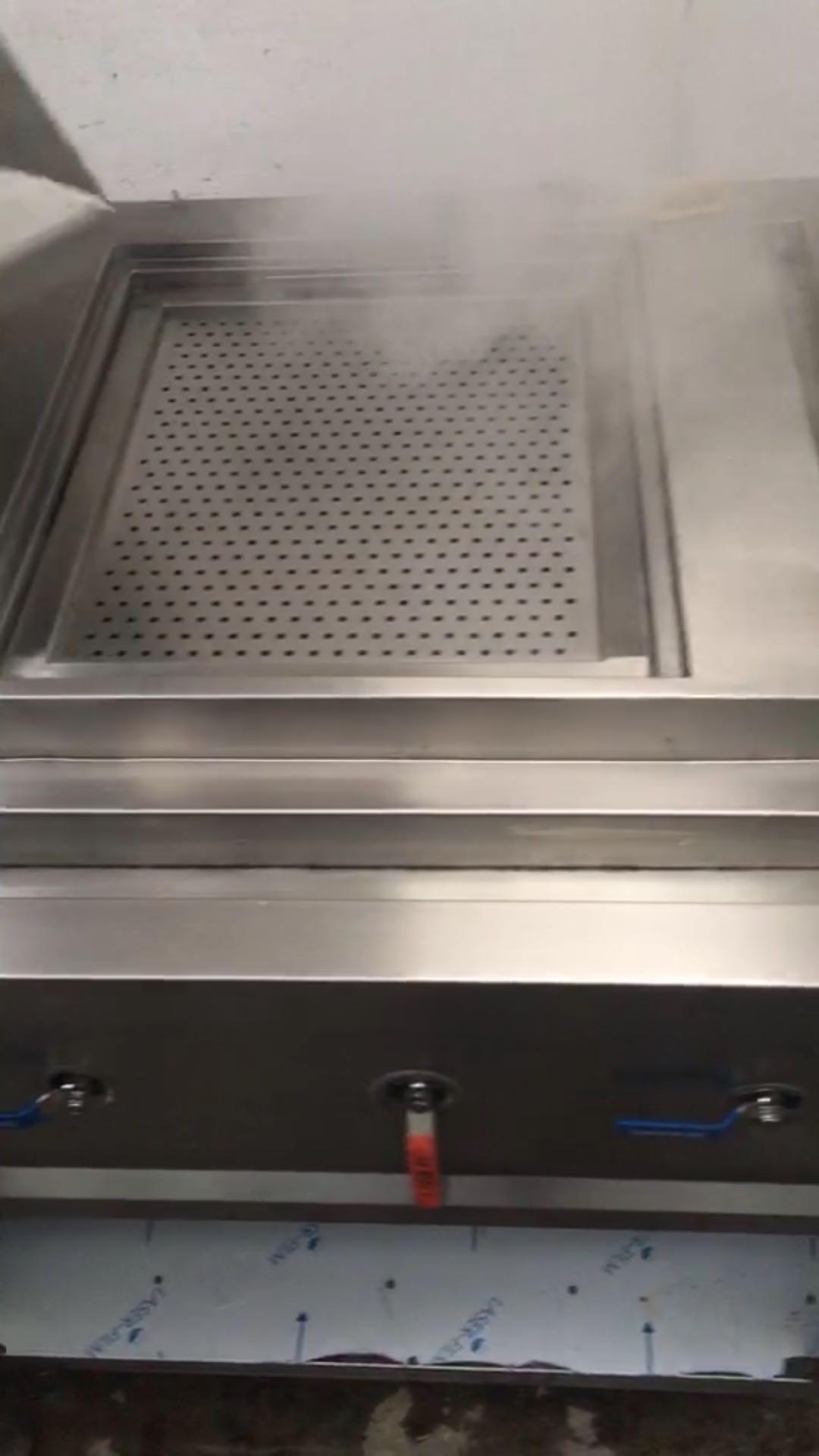 电独立夹层锅 智能电独立煲粥炉 一体化电独立高汤锅