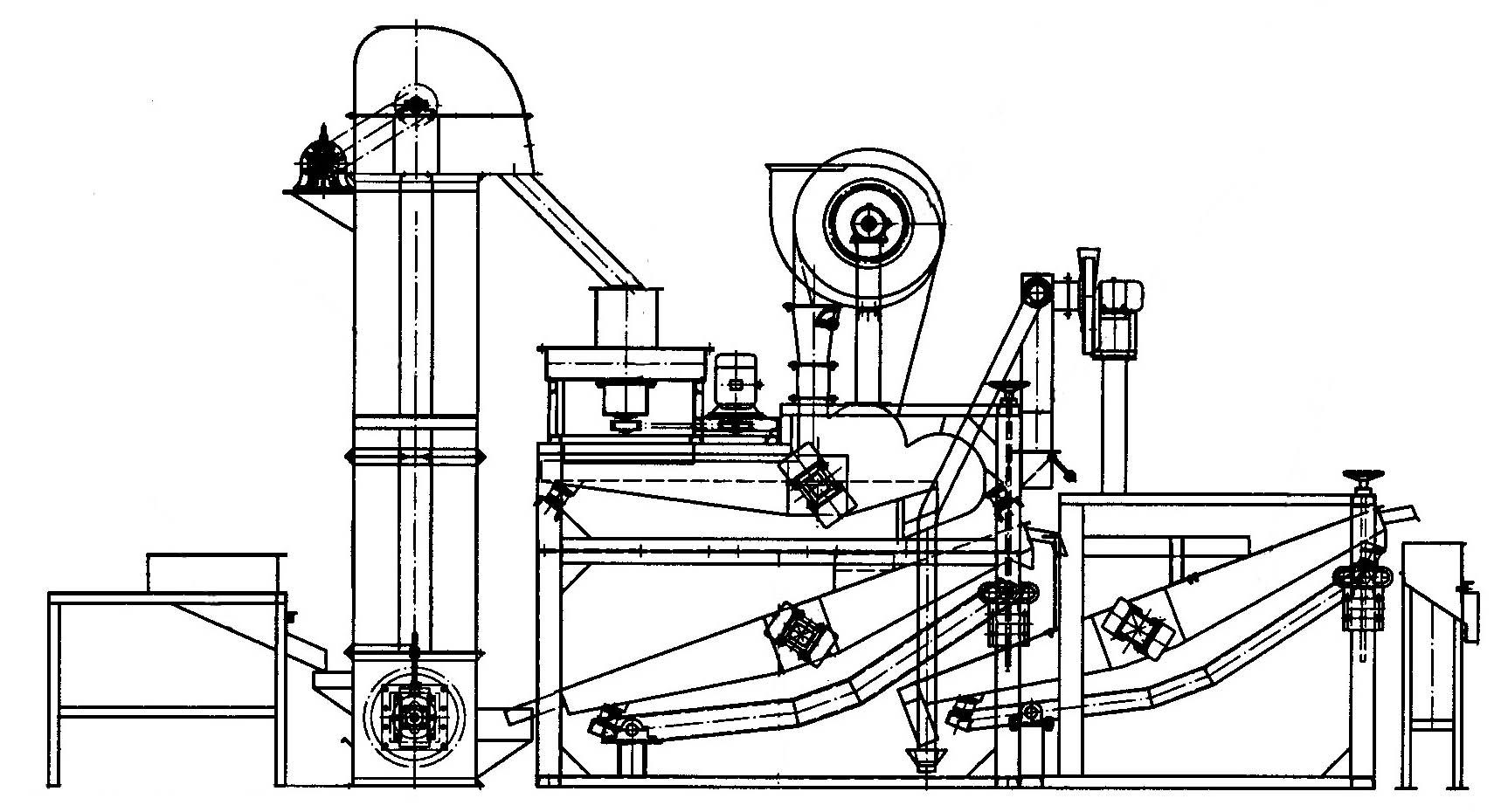燕麦脱壳机械报价 燕麦脱壳机械生产厂家 燕麦脱壳机械供应商