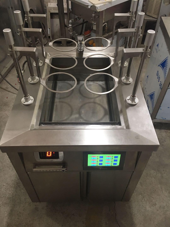 智能电独立煲粥炉  六眼自动升降煮面炉 电独立点心炉
