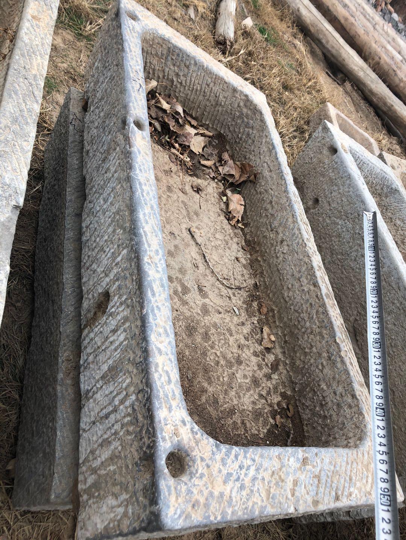 厂家直销老石槽 石槽批发价格 老牛槽旧石槽供应
