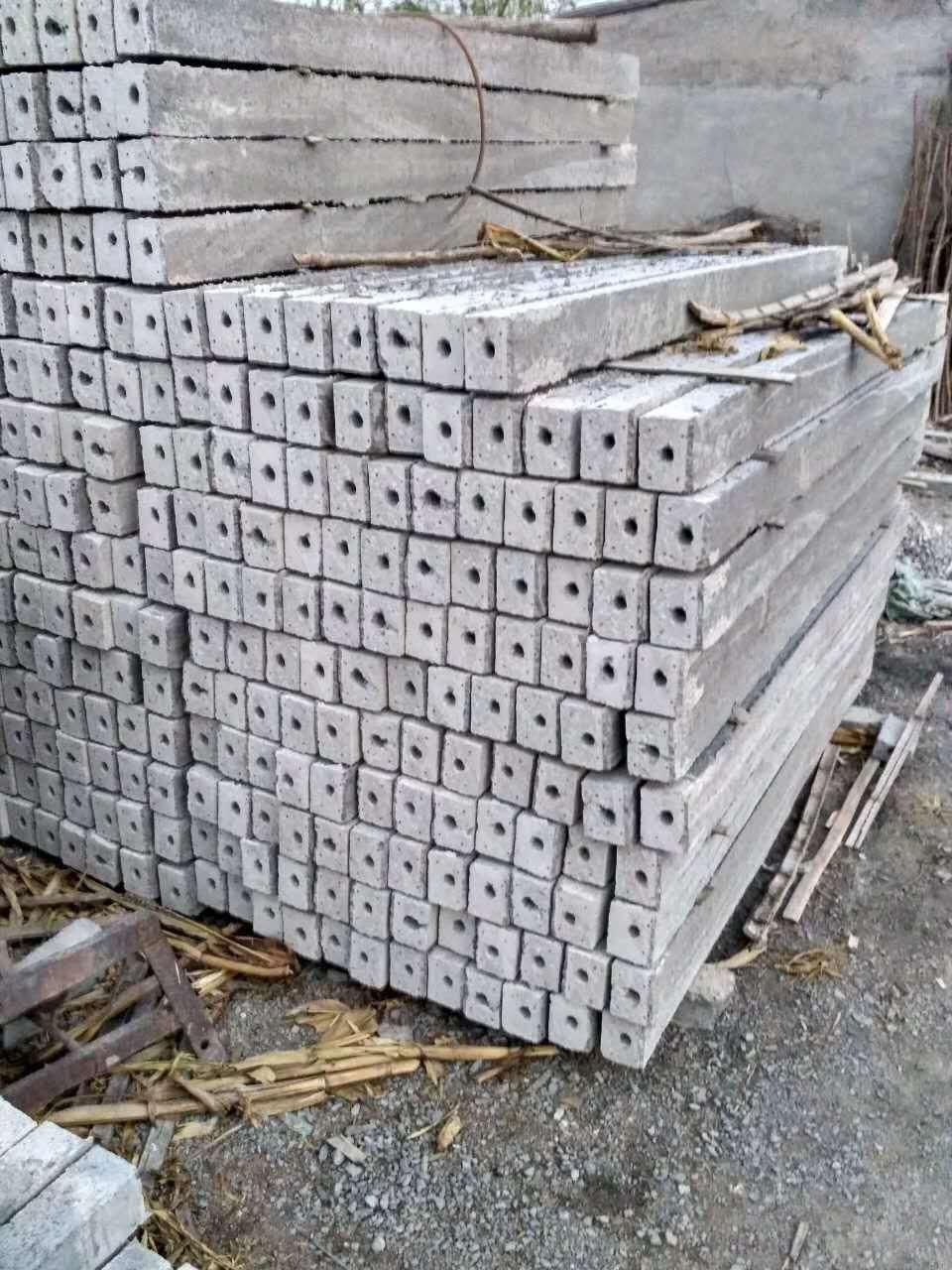 山东水泥柱子批发价供应商厂家直销【青州市华润水泥预制件厂】
