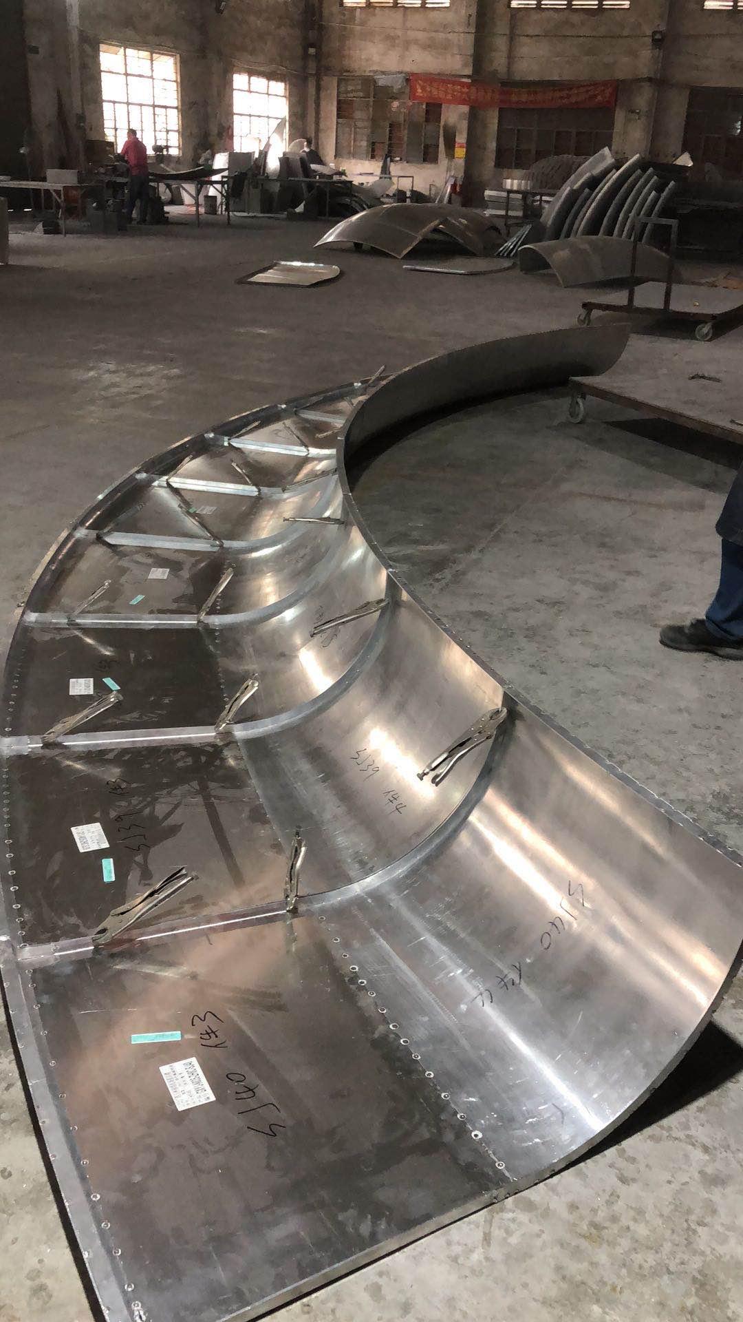 广东佛山优质双曲铝单板厂家报价