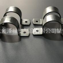 不锈钢抱箍管卡 贵州PVC泄水管镀锌管卡安装方法 抱箍管卡卡箍批发批发