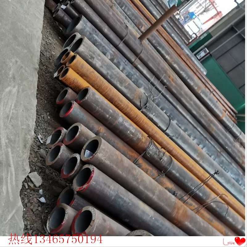 输送用流体无缝钢管厂家 45号8163无缝钢管 108*5流体钢管