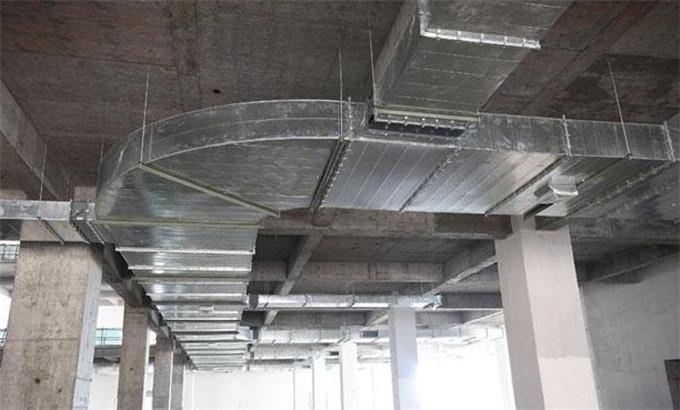义乌市专业生产安装通风管道