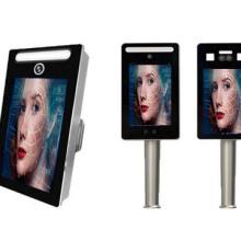 高清液晶动态人脸识别机 壁挂式/立式平板 人脸门禁智能云考勤批发