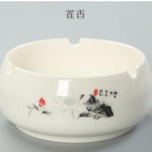 定制仿古陶瓷烟灰缸 会所民宿专用烟灰缸