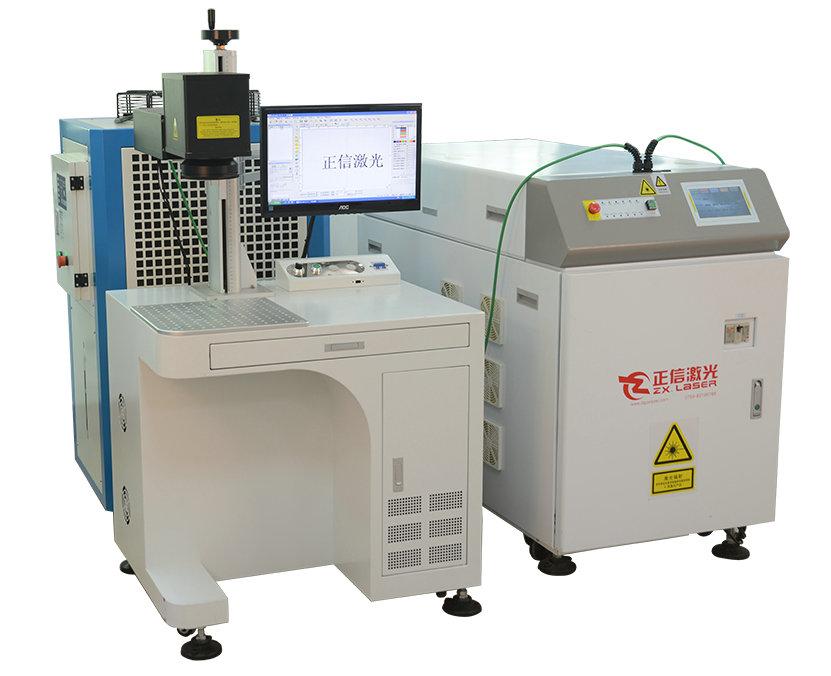 USB数据线用振镜式扫描激光焊接机