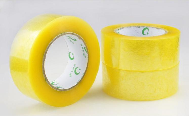 哈尔滨高粘透明胶带厂家 封箱打包胶带厂家直销货源充足
