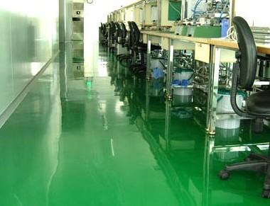 深圳环氧薄涂地坪漆工程  无尘室洁净地坪型地坪系统供应商厂家直销报价