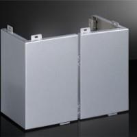 灰色2.5mm厚户外氟碳铝单板包钢构异形铝单板厂家定做加工