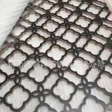 厂家直销古铜不锈钢屏风隔断 高端定制艺术金属屏风窗花加工厂