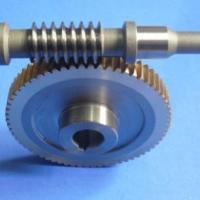 涡轮蜗杆 优质涡轮蜗杆-加工定制-精密铸造涡轮蜗杆图片