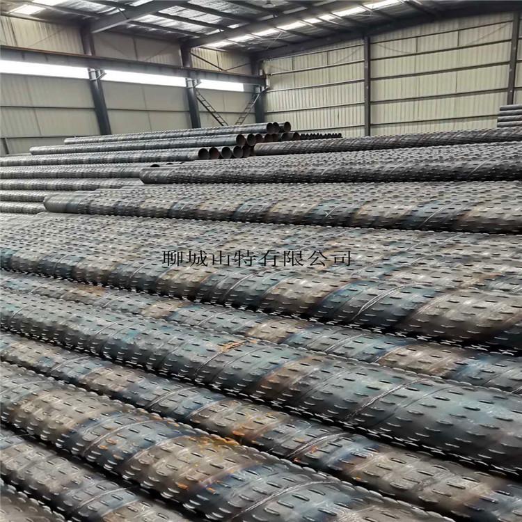 辽宁厂家直销滤水钢管根管,滤水钢管套管发货快,价格低