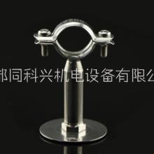 四川供应商 不锈钢管道平座支架厂家定制价格批发