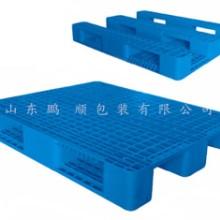 川字网格塑料托盘图片