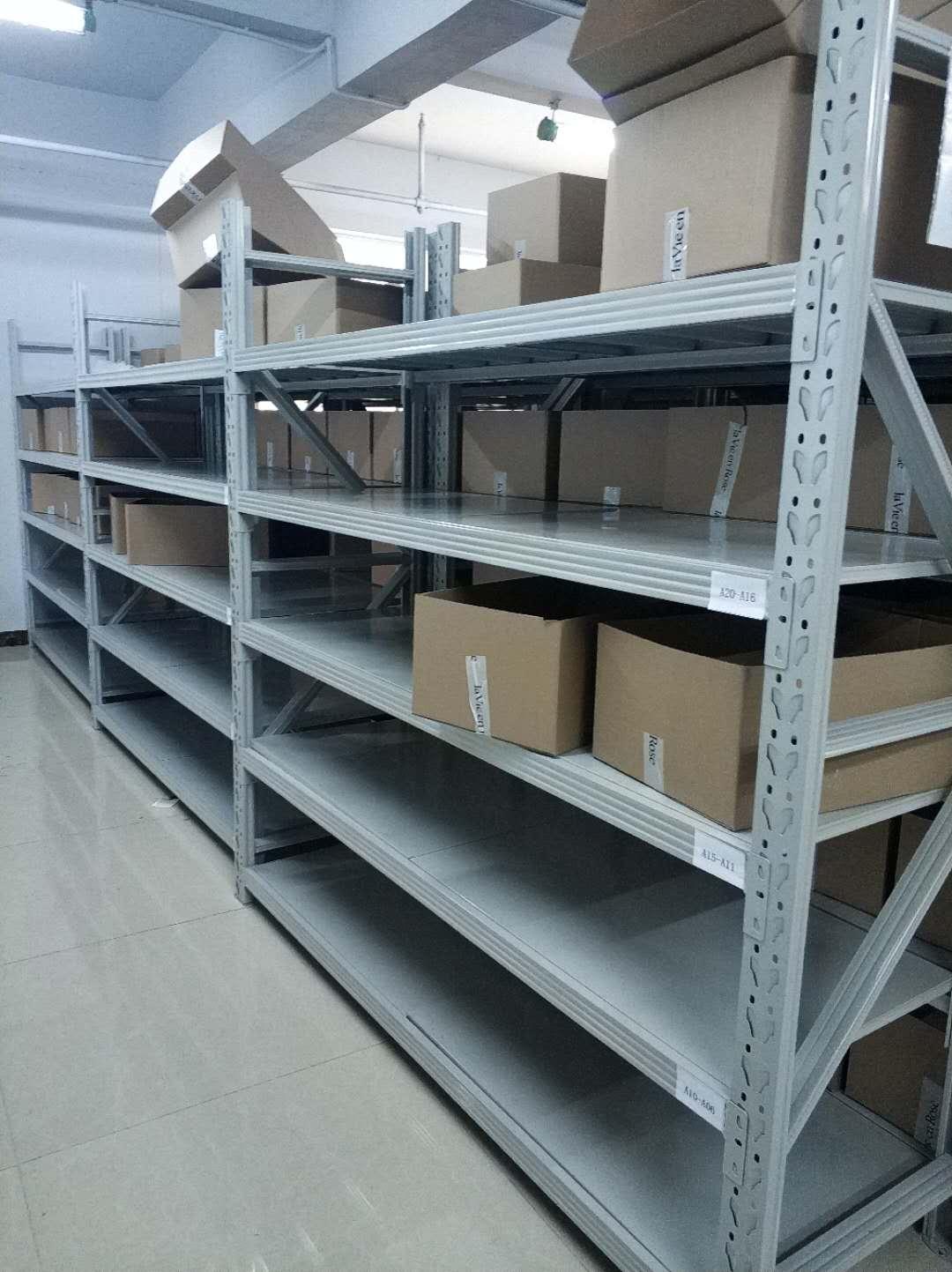 二手货架供应 可调仓储置物货架 横梁式金属货架厂家批发