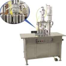 膏体灌装机 膏体灌装封尾机 膏体定量自动灌装机 膏体灌装机厂家
