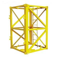 QTZ5010塔机标节子 大汉5010塔吊标节订做塔式起重机塔机标准节图片