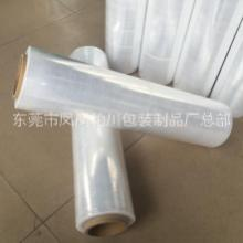 PE缠绕膜拉伸膜  长期生产透明工业包装薄膜  托盘打包膜规格齐全批发