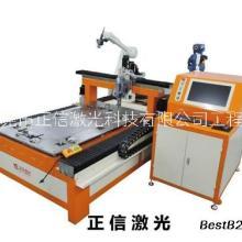 大功率激光焊设备   龙门式激光焊机第七轴图片