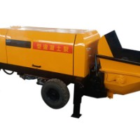 20型混凝土输送泵