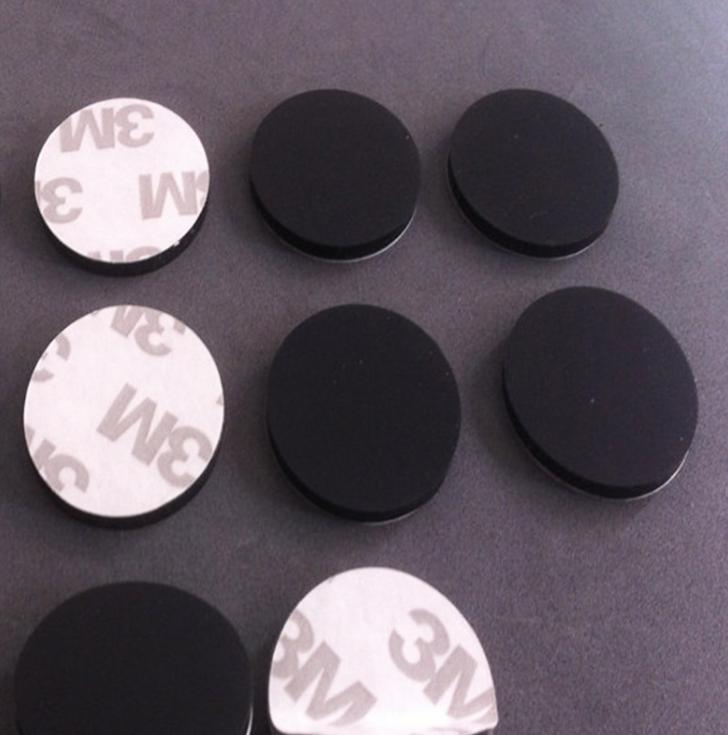 定制 背胶自粘 EVA脚垫 圆形方形异形耐磨防滑脚垫 泡棉防滑垫