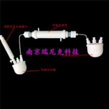 广东加工四氟冷凝回流装置 氟化氢反应四氟冷凝管+四氟恒业分液漏斗批发