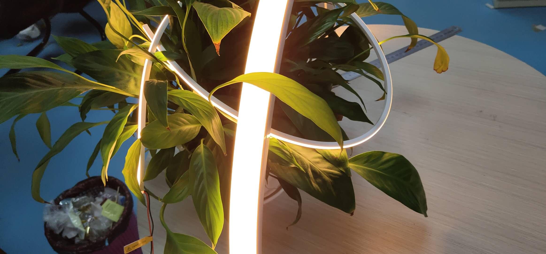 LED超级数码硅胶霓虹线光源3020单面正发光
