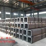 济南方管镀锌方管薄壁管厂规格型号全边长40-60到500毫米方管 机械框架厂房围栏支架