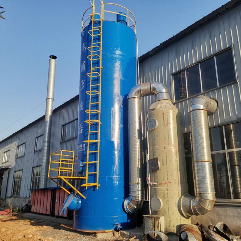 厂家供应油烟净化器 山东蜂窝式电捕焦油器处理塑料行业油烟