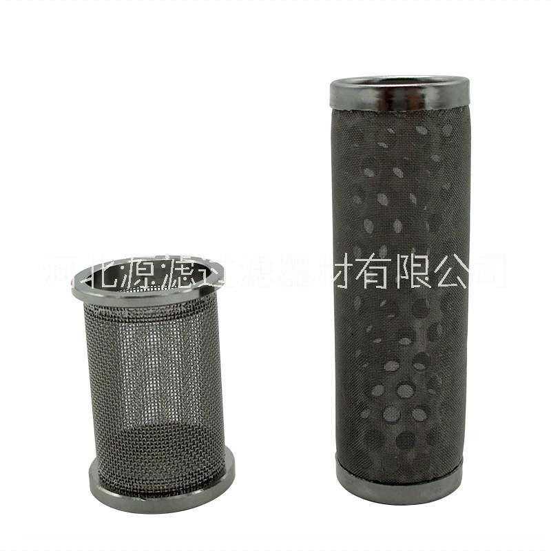 厂家供应丝网过滤管 不锈钢丝网管 不锈钢丝网滤芯