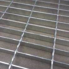 格栅板、镀锌钢跳板、钢格栅、平台格栅板批发