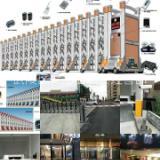 湖南电动伸缩门系列产品(不锈钢、铝制、有/无轨电动门)