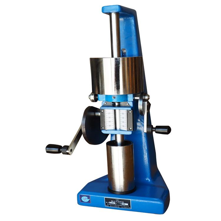 铸造型砂仪器SAC锤击式制样机