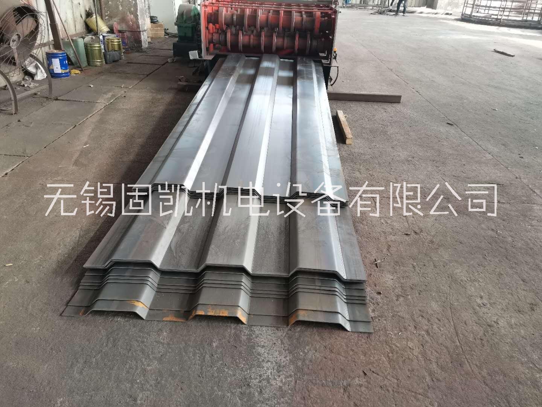 供应安徽5mm高强度污水处理瓦楞板钢板 无锡固凯机电