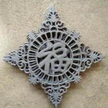 铸铁艺术花件图片