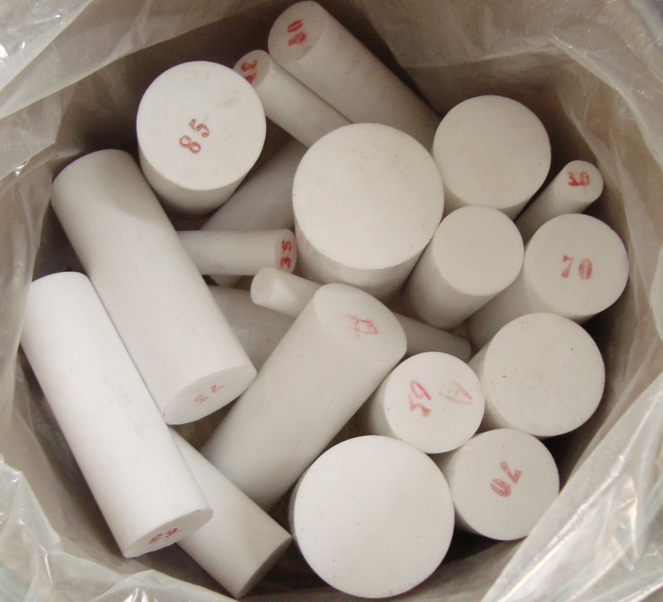 绝缘密封材料特氟龙棒 绝缘密封材料特氟龙棒四氟棒