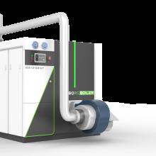 免報裝蒸汽發生器 節能小型采暖蒸汽發生器 臥式燃油燃氣工業鍋爐批發