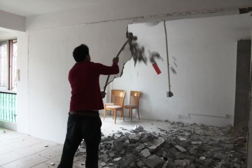 苏州太仓敲墙砸墙服务公司   专业敲墙砸墙队价格