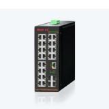 Cronet CC-3628 24GE+4GSFP卡轨式三层全千兆工业以太网交换机