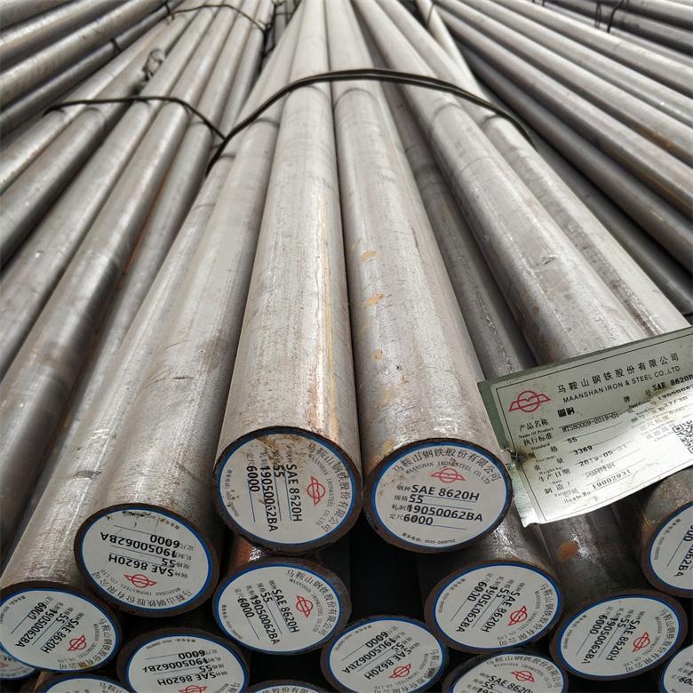 美标8620圆钢 8620材质钢棒 齿轮钢8620钢棒价格 8620钢材供应商