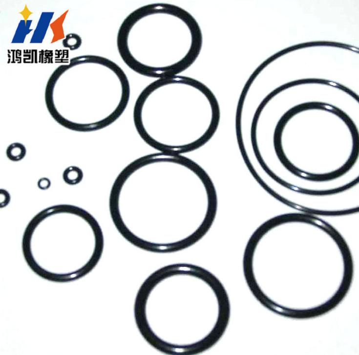 厂家批发 硅胶O型圈 耐油耐磨橡胶垫圈   防水密封圈型号