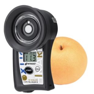 梨子非破坏性水果糖度计图片