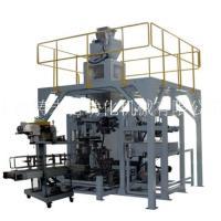 全自动上袋(颗粒)包装机 全自动给袋包装机 自动称量 精度高 1-50kg/包 厂家直销