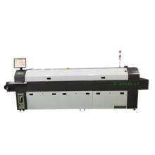 无铅环保中型回流焊机器 晋力达8温区回流焊接设备图片
