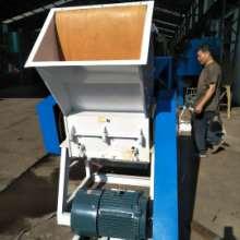 广州废弃塑料破碎机 广州废弃塑料破碎机塑料筐粉碎设备图片