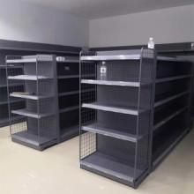 厦门超市商超多层全新置物陈列架 福建便利店商场组合铁架图片