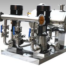 立式智能变频恒压泵 大流量高扬程 不锈钢变频增压泵 无负压供水设备批发