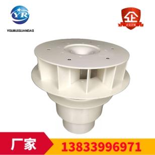 PVC雨水斗DN100图片